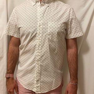 J.Crew Men's Cotton sport shirt. Size Med